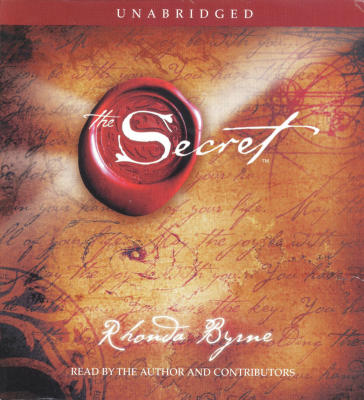 The Secret - Rhonda Byrne - Audio Book